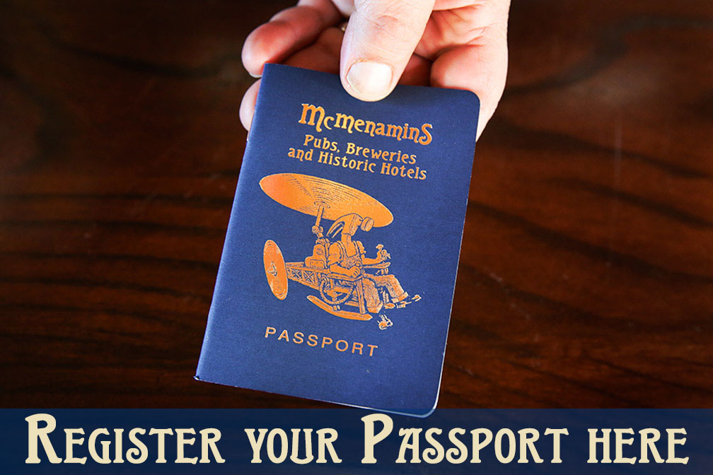 Register your Passport