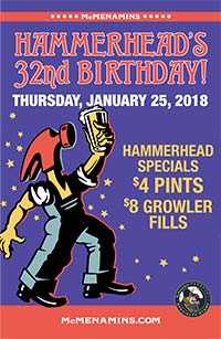 Hammerhead Birthday