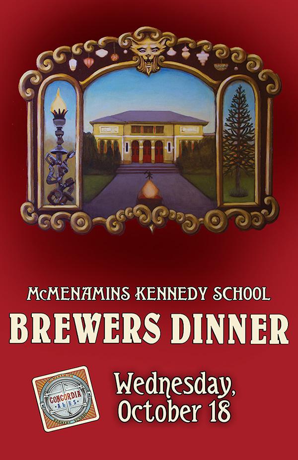 Kennedy School Brewers Dinner