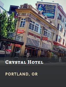 Crystal Hotel Mcmenamins
