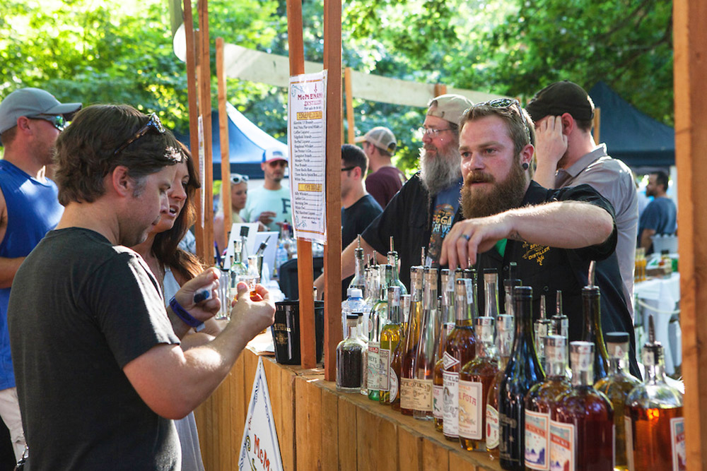 Oregon Distiller's Festival