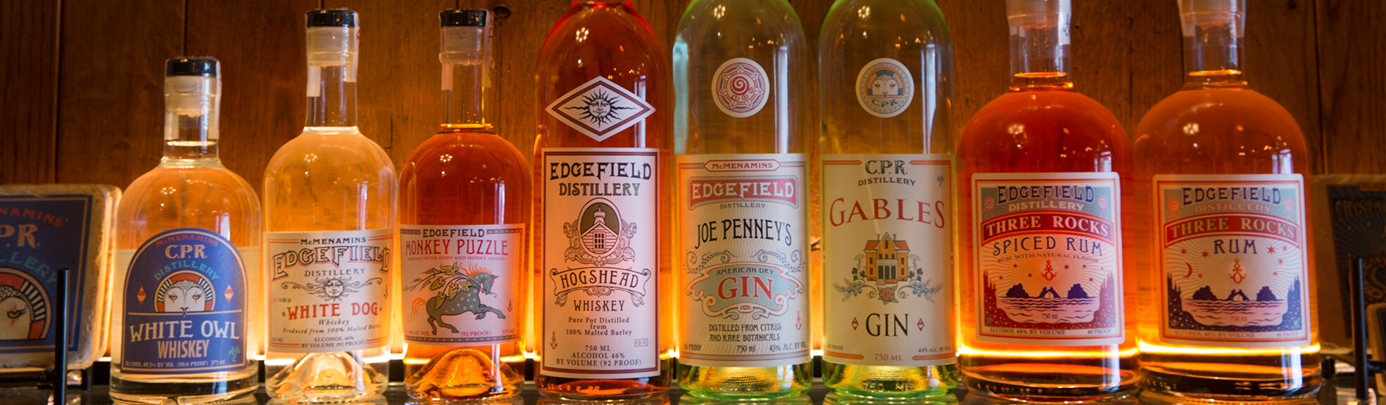 <h3 >McMenamins Distilleries & Spirits</h3>