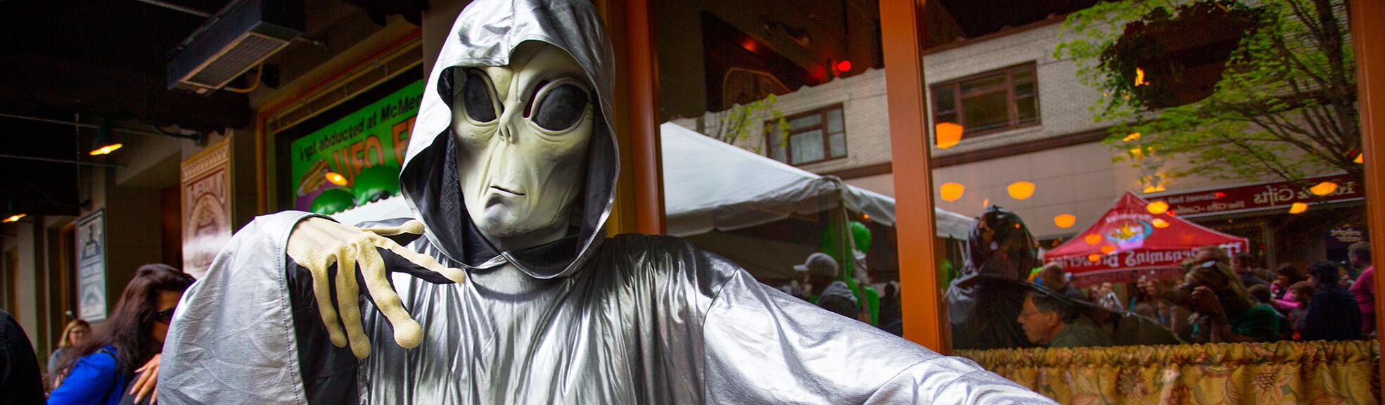 <h3 >McMenamins 18th Annual UFO Festival</h3>