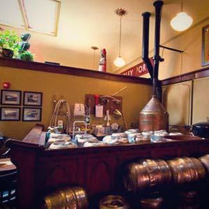 Spar Café Brewery
